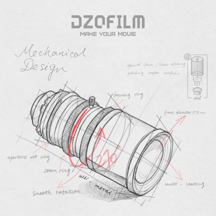 DZOFiLM Pictor Zoom Cine lens sample photo181